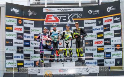 Borja Quero consigue el segundo podio del año para Emperador Racing Team