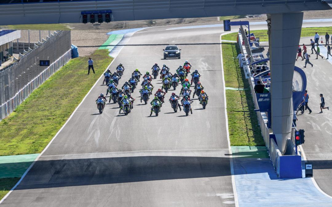 EMPERADOR RACING TEAM finaliza su participación en el ESBK 2019, con una discreta actuación en el Circuito de Jerez – Ángel Nieto